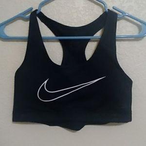 Women's Nike sports bra.